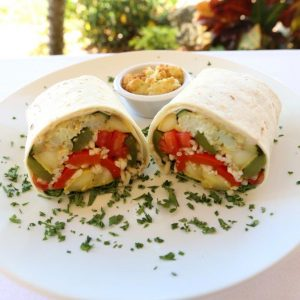 Vegetarian Wrap (vegan)